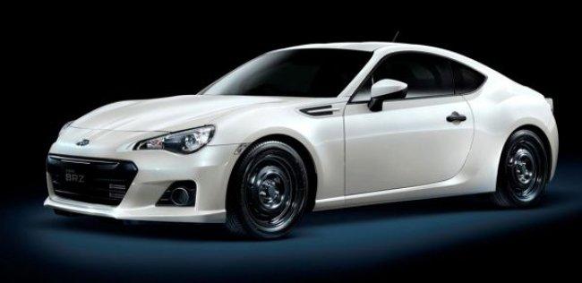 Subaru BRZ получила трековую модификацию