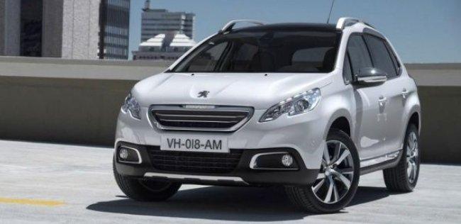 Фирма Peugeot рассказала подробности о новом кроссовере