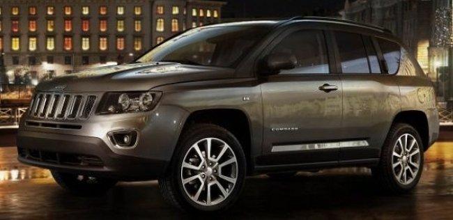 Модернизированный Jeep Compass составит в Женеве компанию новому Cherokee