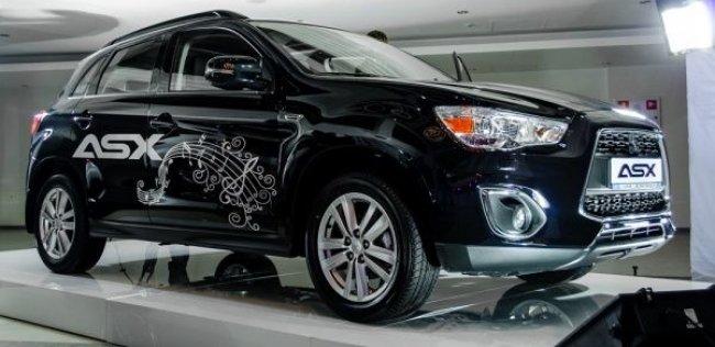 Обновленный Mitsubishi ASX дебютировал в Украине. Названа цена!