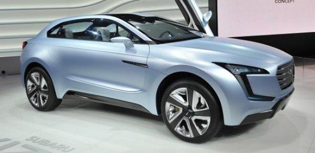 Subaru Viziv показал, куда движется дизайн бренда
