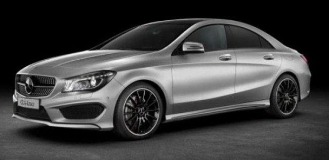 Mercedes-Benz CLA-класса растянут для азиатских клиентов
