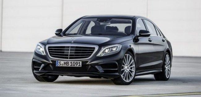 Рассекречена внешность нового Mercedes-Benz S-Class