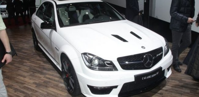 Mercedes-Benz разозлил C63 AMG