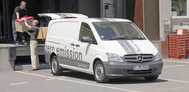 Mercedes-Benz отказывается от электрических минивэнов