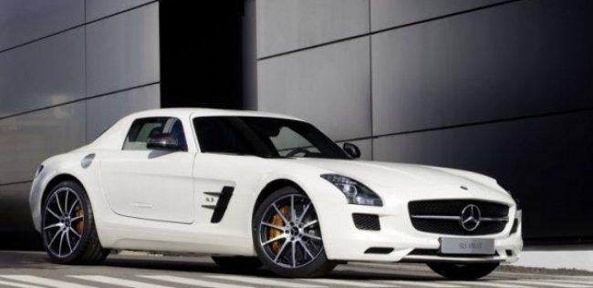 Mercedes-Benz SLC-класса поедет на трех моторах
