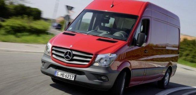 Новый Mercedes-Benz Sprinter запущен в производство