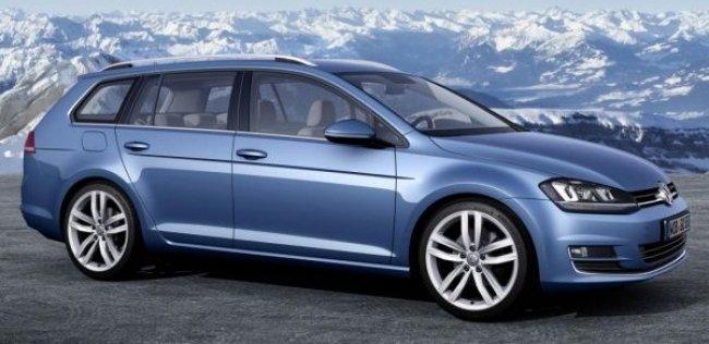 Volkswagen начал продажи полноприводного универсала Golf