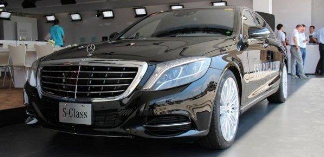 Mercedes-Benz S-класса задаст новые стандарты на рынке гибридов