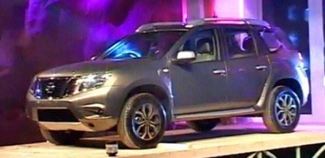 Nissan представил бюджетный кроссовер Terrano