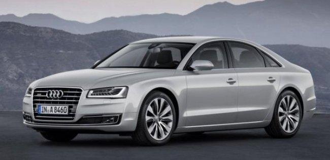 Audi показала обновленный флагман A8