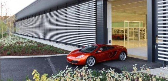 Британский производитель спорткаров McLaren Automotive взял кредит у...
