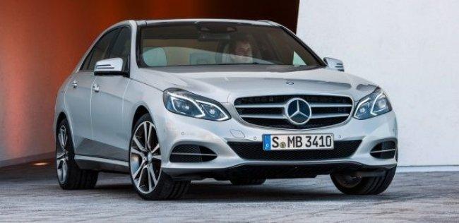 Продажи Mercedes-Benz достигли рекордных показателей