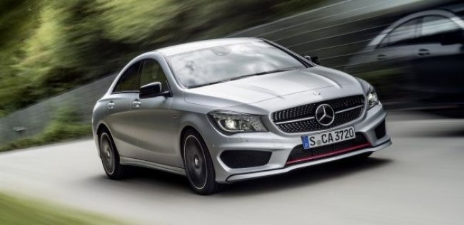 Mercedes-Benz A- и CLA-класса обзавелись новыми спортивными вариациями