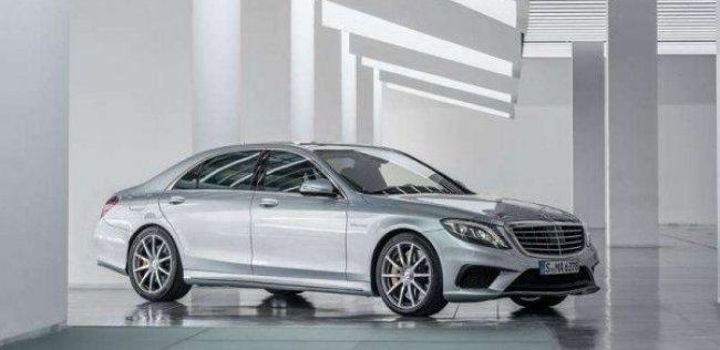 Премьера самого мощного Mercedes-Benz S-класса пройдет в Городе Ангелов