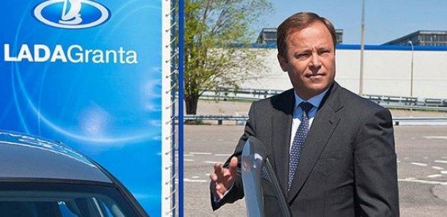 Президент АвтоВАЗа ушел в отставку