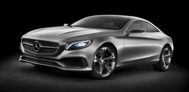 Товарный Mercedes-Benz S-класса берет равнение на шоу-кар