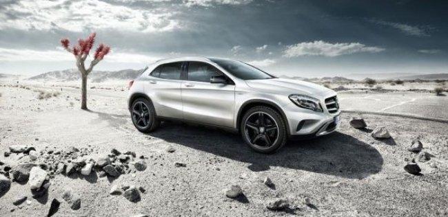 Mercedes-Benz предложит европейцам новый кроссовер в специальном формате