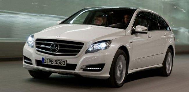 Mercedes-Benz объединит в одной модели достоинства купе и минивэна