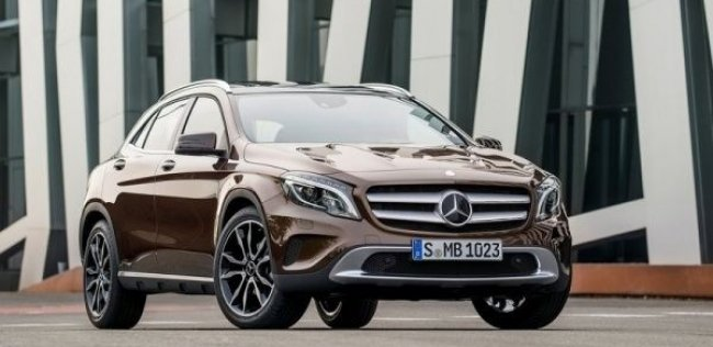 Mercedes-Benz нашел способ снизить цену паркетника GLA-класса