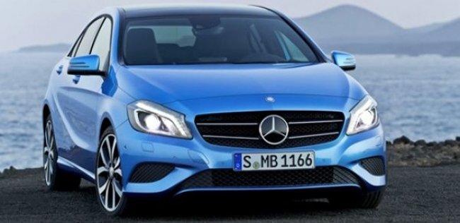 Mercedes A и B-сlass получат полный привод