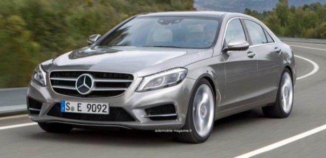Новый Mercedes-Benz E-Class покажут в 2016 году