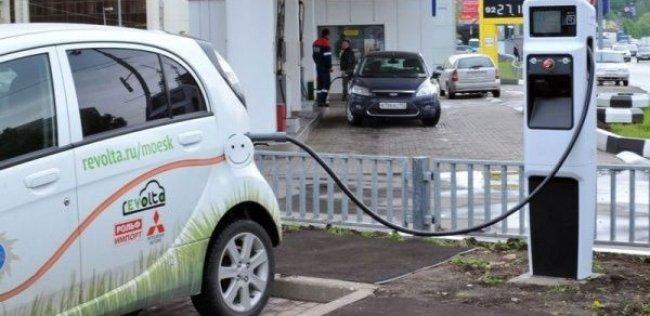 В России отменили пошлины на электромобили