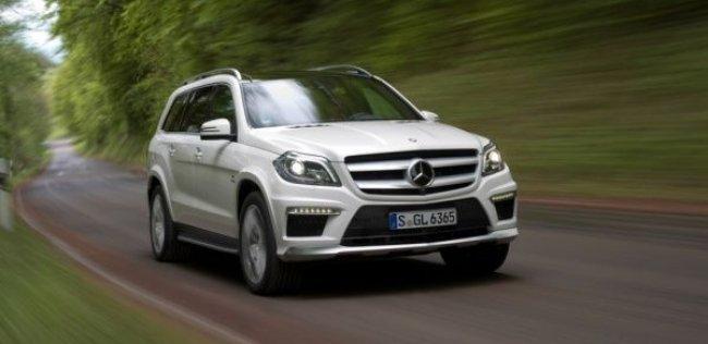 Mercedes-Benz ответит новым кроссовером на появление BMW X4