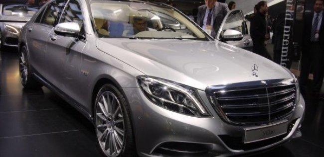 Новый Mercedes-Benz S600 стал самым экономичным в своей истории