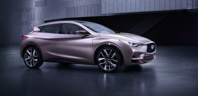 Модели Infiniti и Mercedes-Benz объединит основа