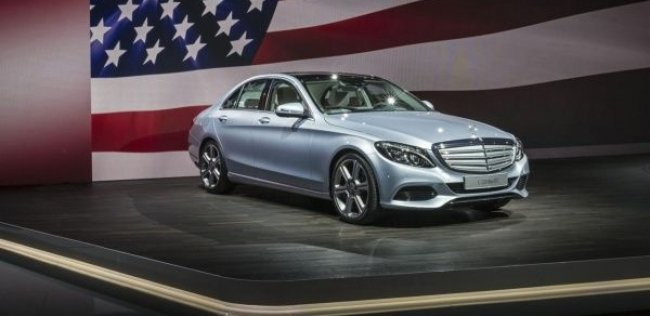 Гамма моторов Mercedes-Benz C-класса порадует своим разнообразием