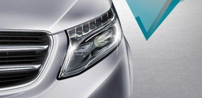 Mercedes-Benz анонсировал онлайн премьеру нового минивэна