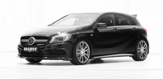Mercedes-Benz A45 AMG постигла участь четырехдверного родственника