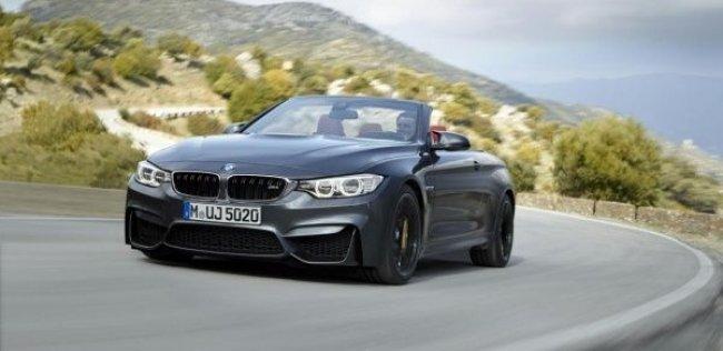 BMW M4 лишили крыши
