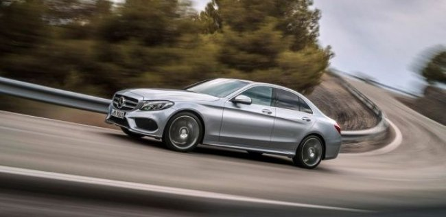 Mercedes-Benz и AMG сделают 367-сильный C-Class