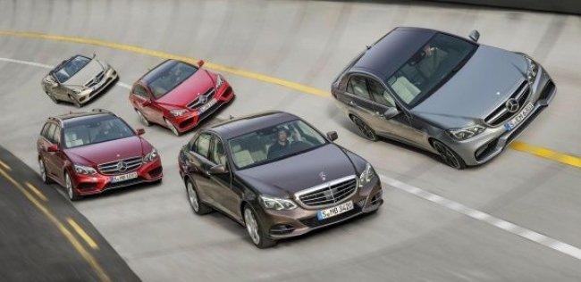 Mercedes-Benz за два года представит не менее пяти новинок