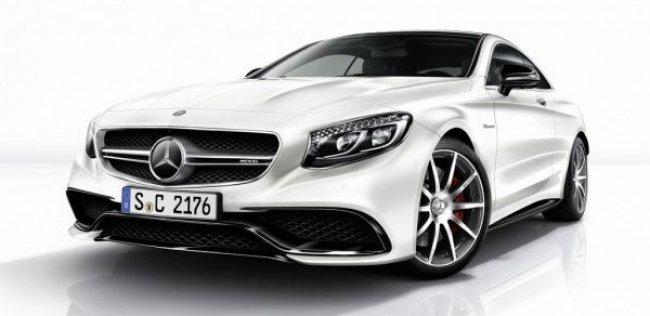 Mercedes-Benz разогнал купе S 63 AMG до 300 километров в час