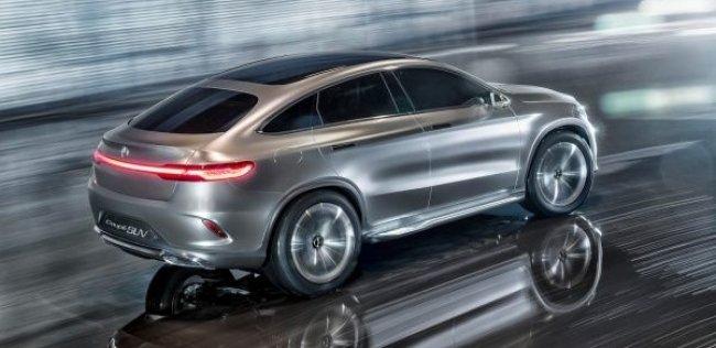 Mercedes-Benz выбрал имя своему купе-кроссоверу