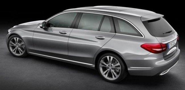 Mercedes представил универсал C-Class нового поколения