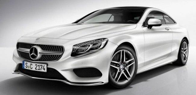 Mercedes рассказал об AMG-пакете для S-Class Coupe