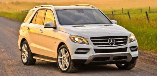 Mercedes-Benz M-класса дебютирует в сегменте розеточных гибридов