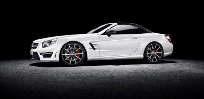 Подразделение AMG выпустило две новые версии купе Mercedes-Benz SL