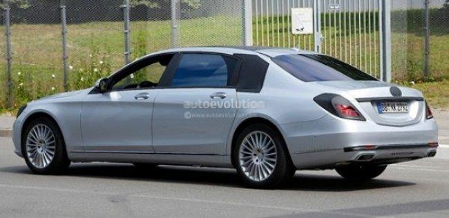Mercedes выпустит седан стоимостью в миллион долларов