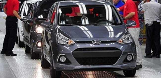 Чистая прибыль Hyundai снизилась на 5,1%