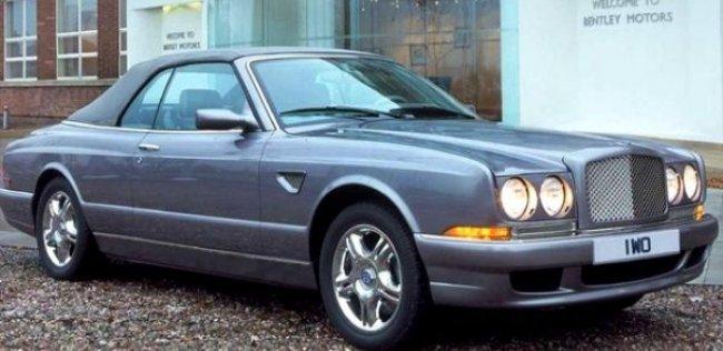 Bentley планирует возродить Brooklands и Azure