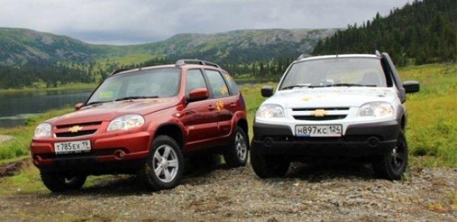 Новая Chevrolet Niva получит передний привод и «автомат»