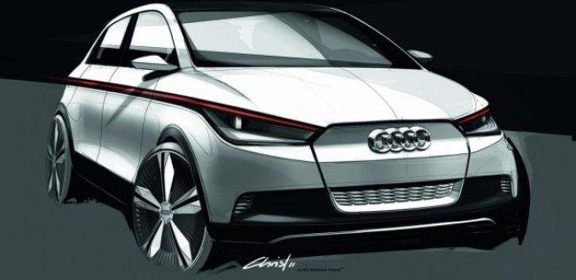 Немецкие СМИ узнали подробности о двух новых Audi