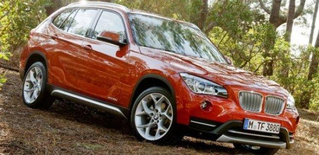 Первым переднеприводным кроссовером BMW станет X1