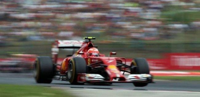 Ferrari придумала для своих болидов «волшебную» краску