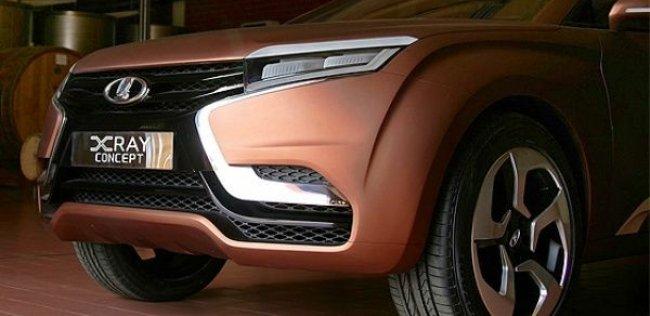 Lada XRAY построят на платформе Renault